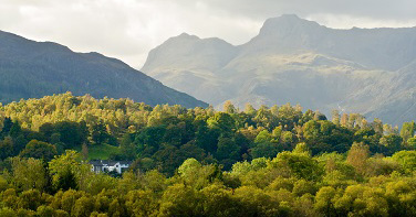 Holiday in Elterwater langdale Pikesb